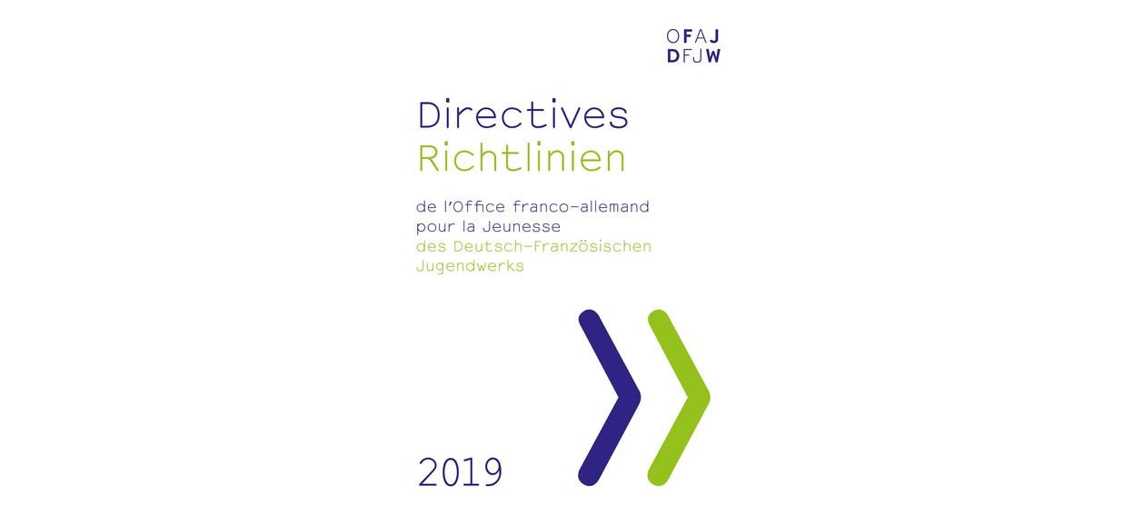 Directivesrichtlinien 2019