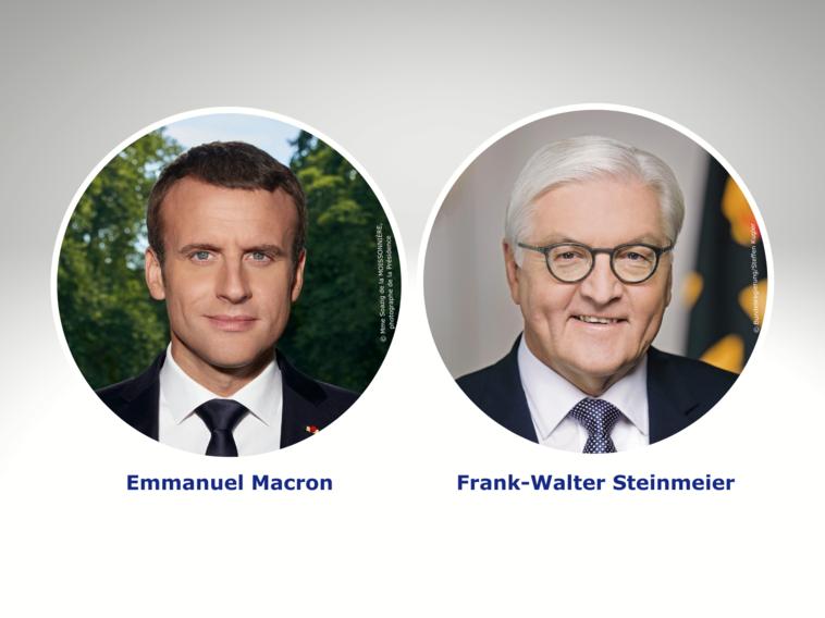 Macron Steinmeier