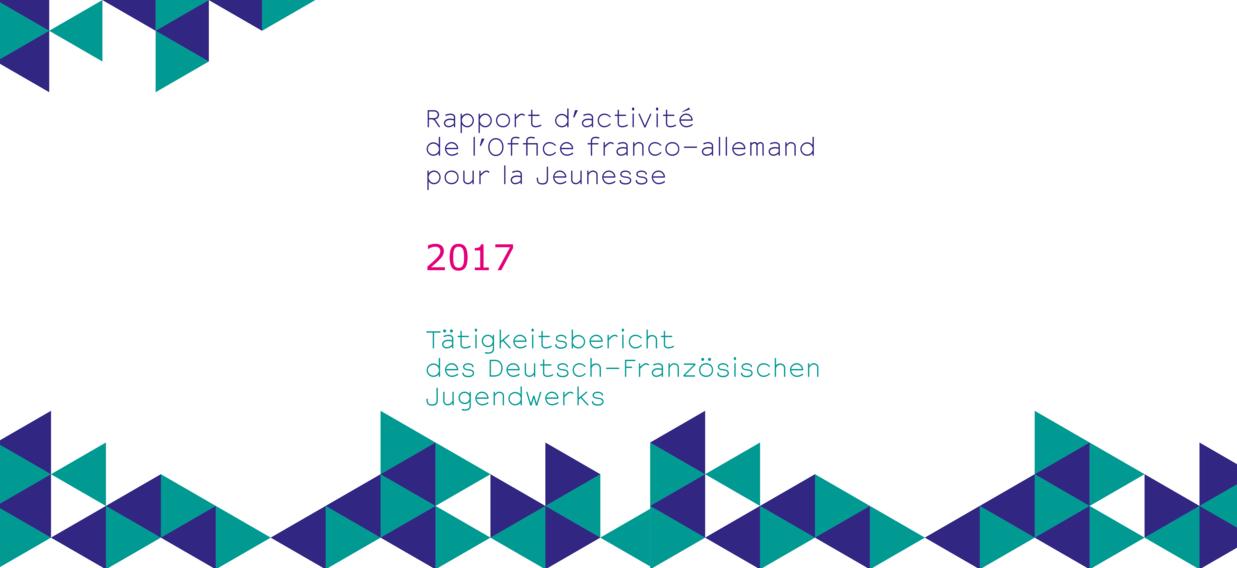 Taetigkeitsbericht Rapport D Activite 2017 Actu