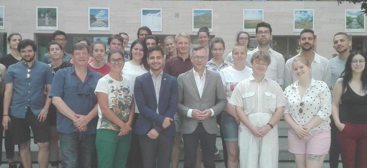 Treffen europäischer LSTBI Aktivist*innen in Berlin