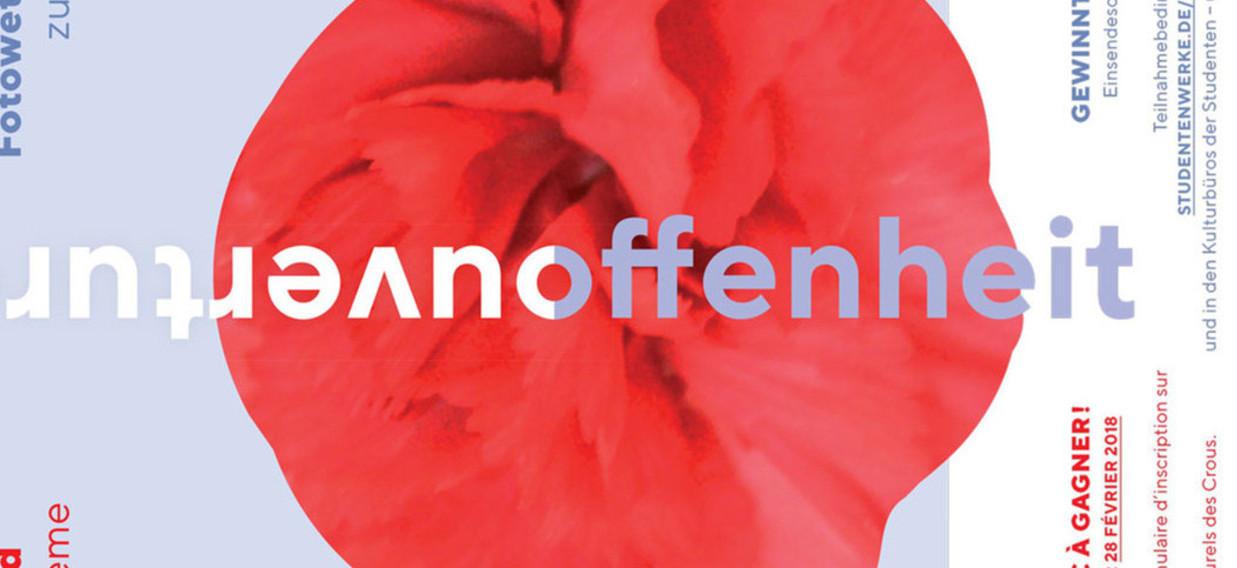 Affiche Fotowettbewerb CNOUS DSW Tourn