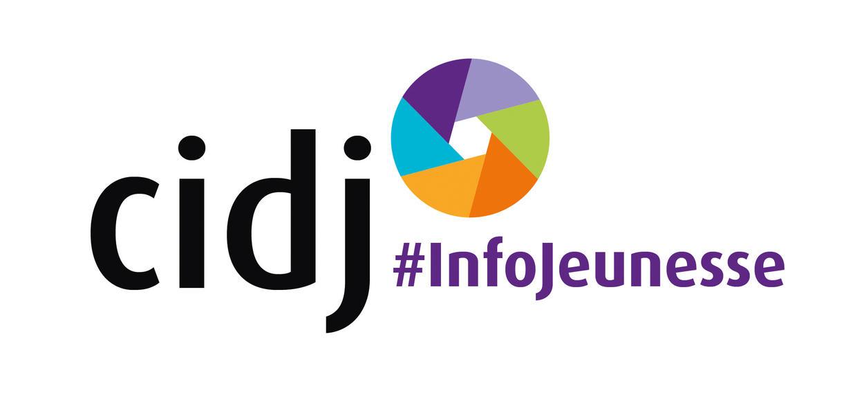 CIDJ Logo InfoJeunesse Petit Format