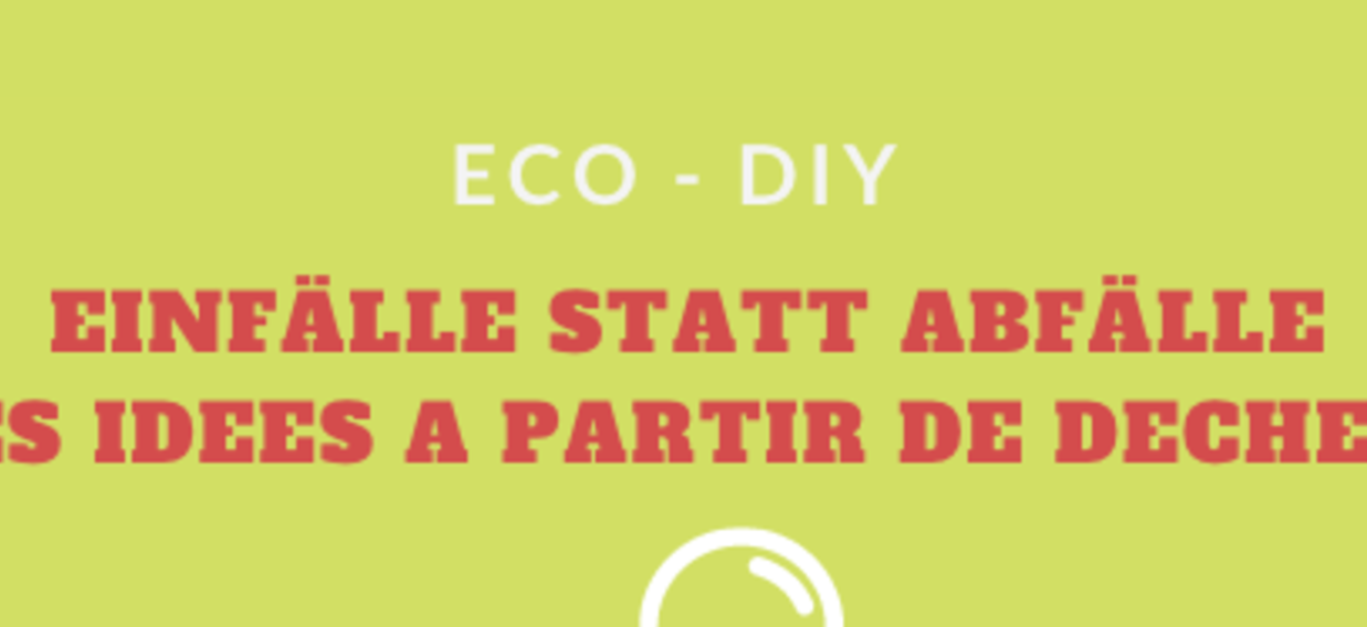 Copie De ECO DIY
