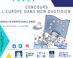 Daily Europe Challenge Concours