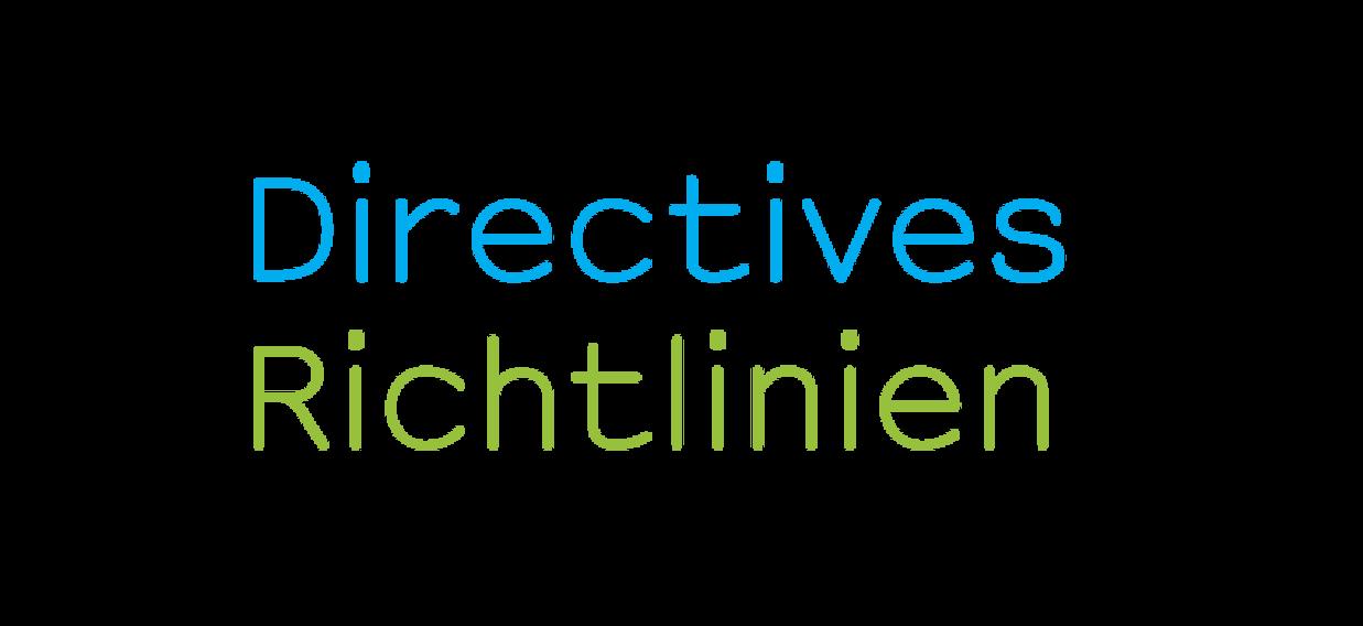 directives-richtlinien