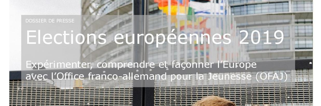 Dossier De Presse OFAJ Europe
