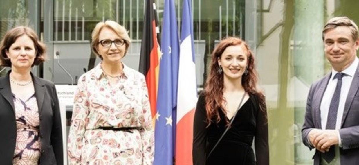 Foto 14 Juillet FM TB