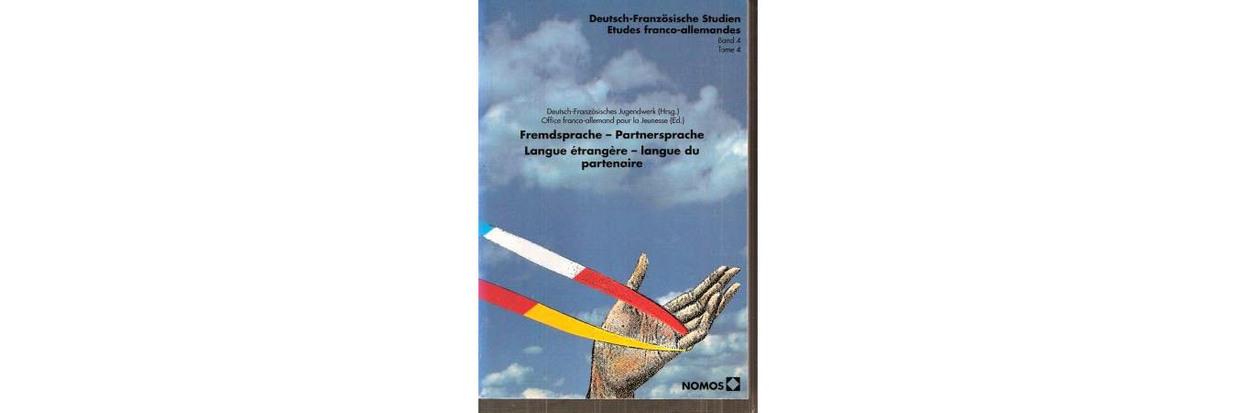 Fremdsprache Partnersprache - bandeau