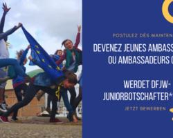 Jeunes Ambassadeurs 2021-22