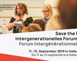 Intergenerationelles Forum