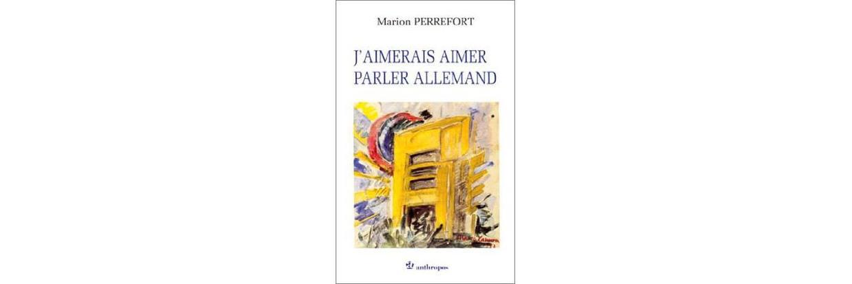 J Aimerais Aimer Parler Allemand - bandeau 2