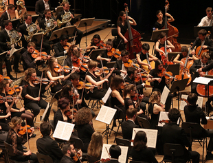 jeune philharmonie franco-allemande et hongroise