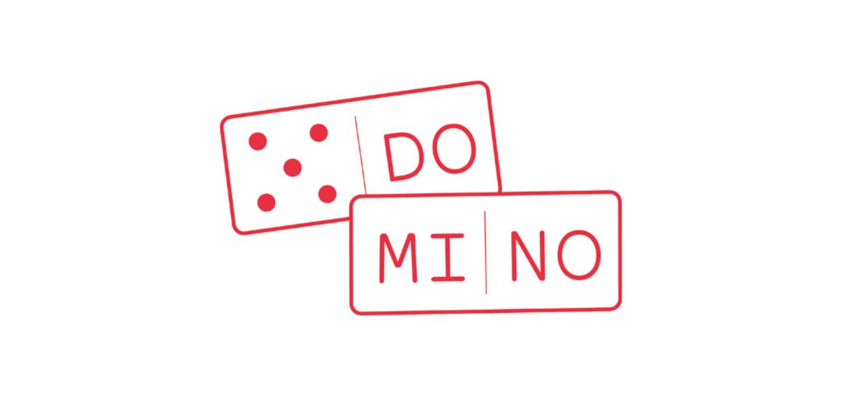 Logo Domino noch kleiner