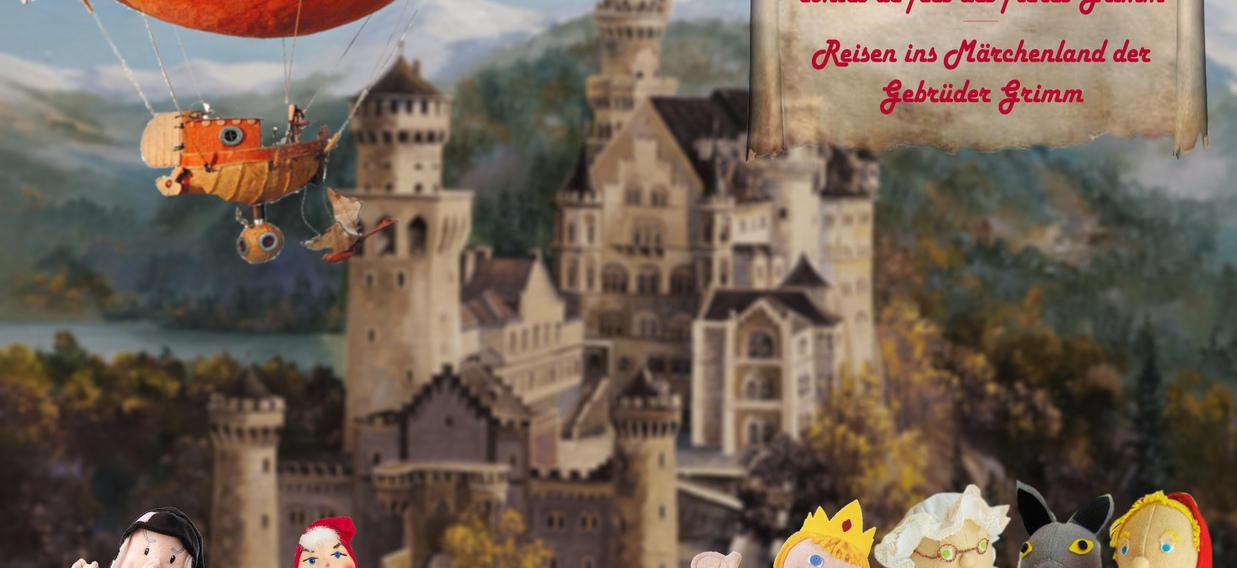 Marionnettes Spectacle Vid O Voyages Au Pays Des Contes De F Es Visuel V3