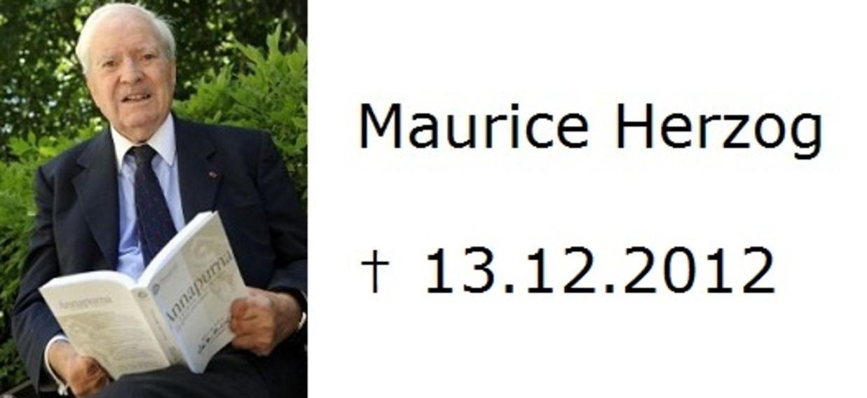 Maurice Herzog