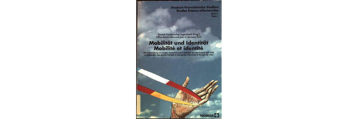 Mobilit T Und Identit T - bandeau