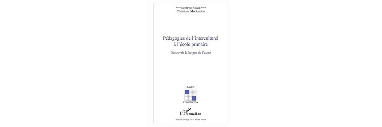 P Dagogies De L Interculturel L Cole Primaire D Couvrir La Langue De L Autre