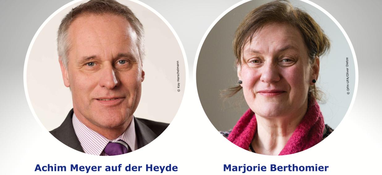 Photo NL ITV Meyer auf der Heyde / Berthomier / deutsch