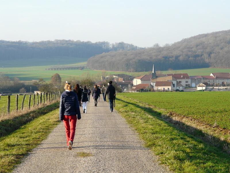 Promenade Dans Les Champs Lorrains