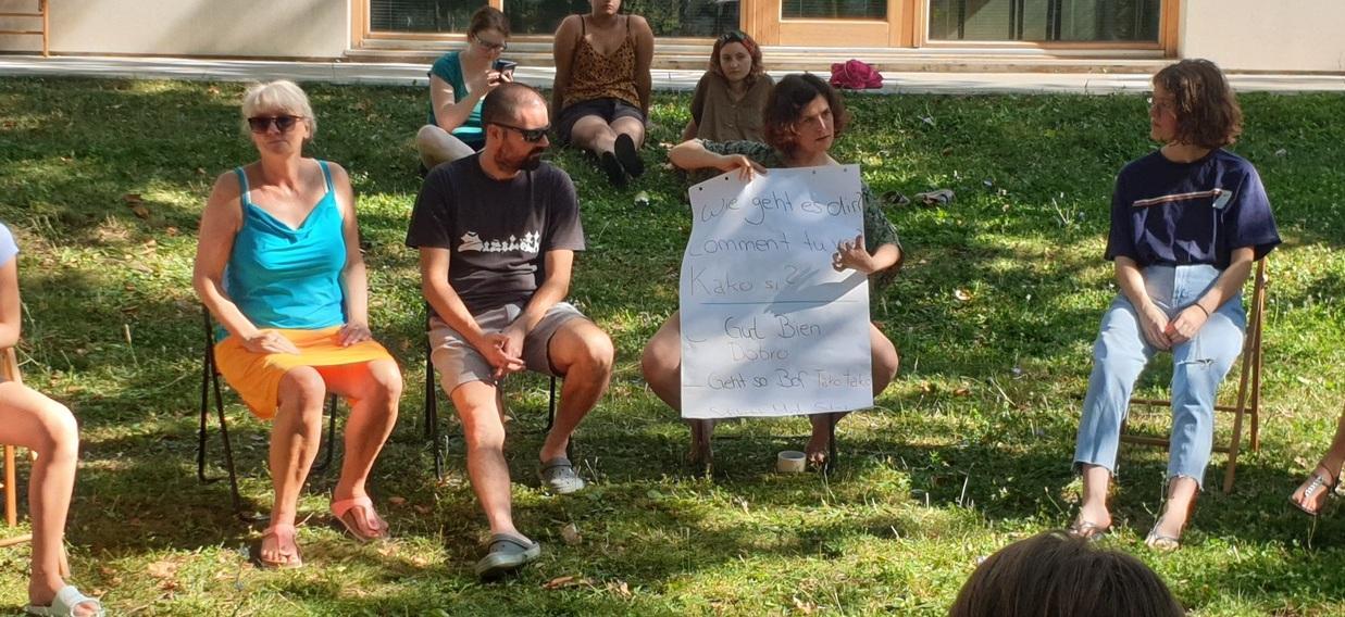 Sommerbegegnungen: Slowenien 6