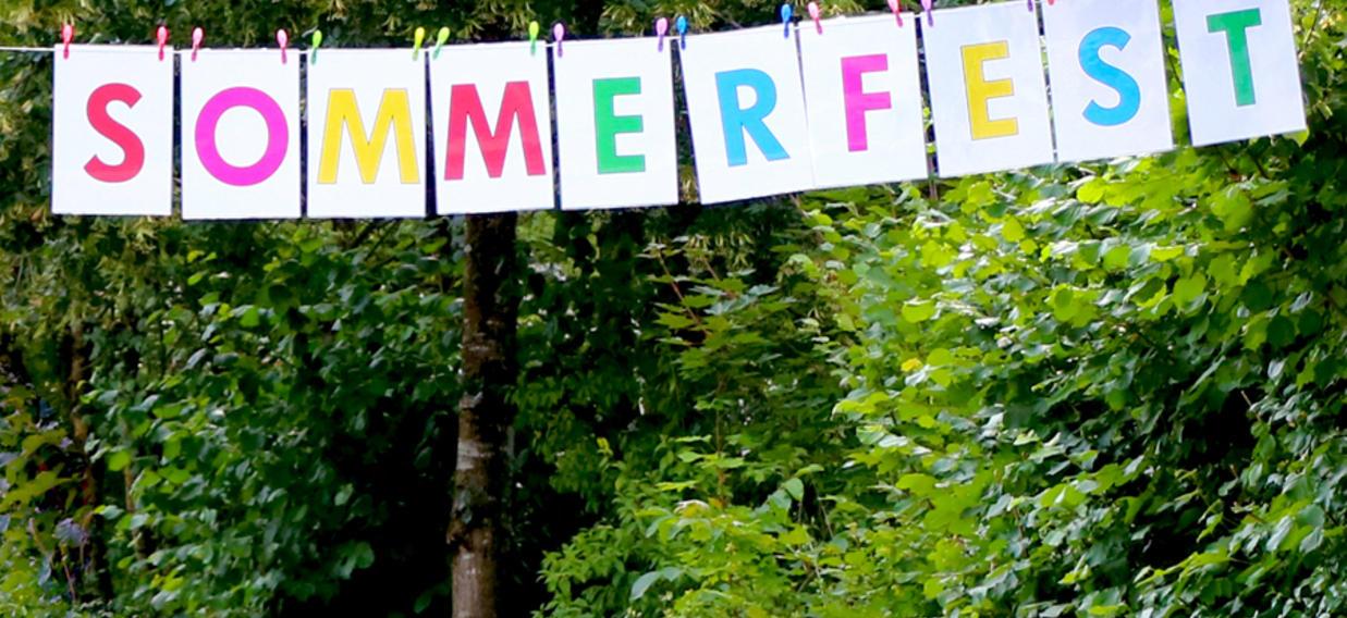 Sommerfest Juni