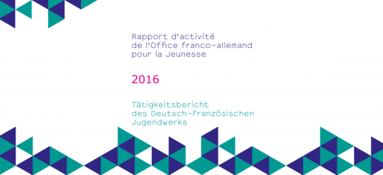 Taetigkeitsbericht Rapport D Activite 2016 Actu