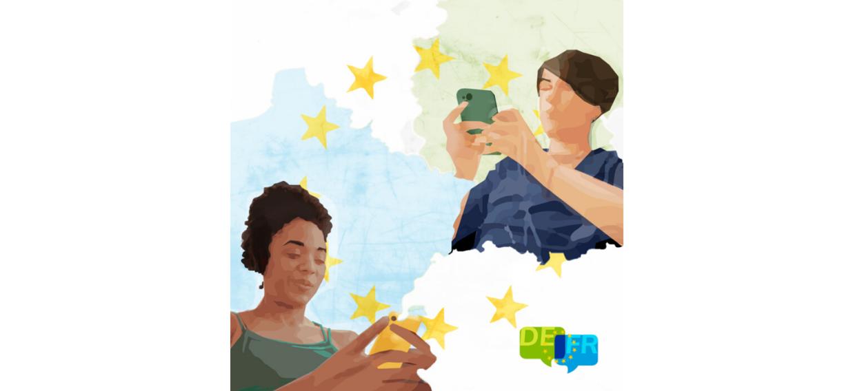 Talking Europe Sharepic Banner