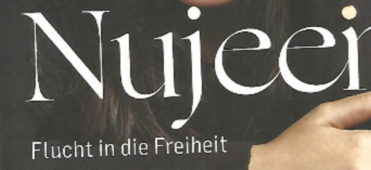 Titelseite Nujeen