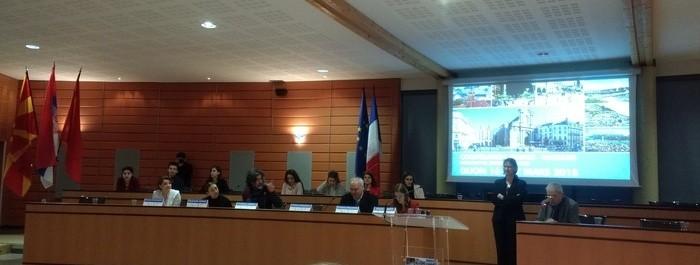 Frankreich-Balkans-Kooperation