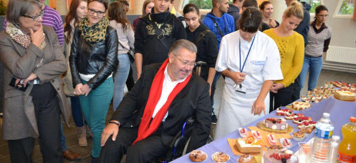 Rencontre d'apprentis boulangers et pâtissiers français et allemands