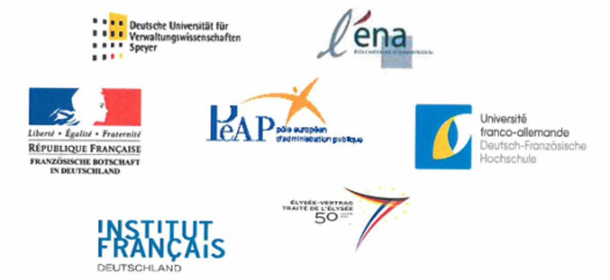 Appel à candidatures pour la première école d'été franco-allemande en administration publique