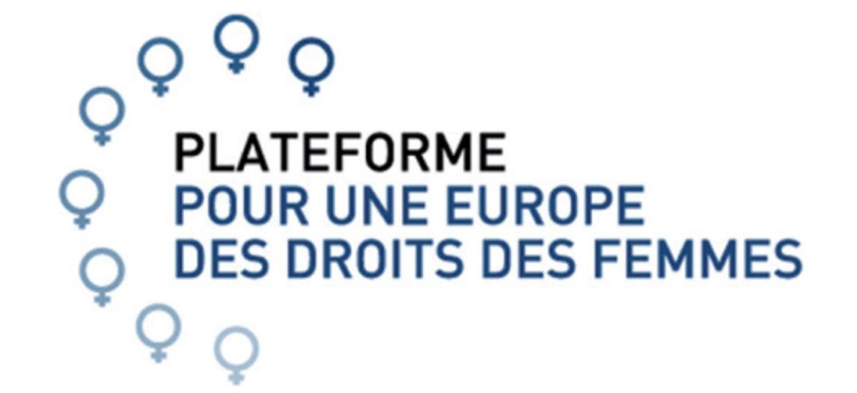 plateforme pour une Europe des Droits des femmes