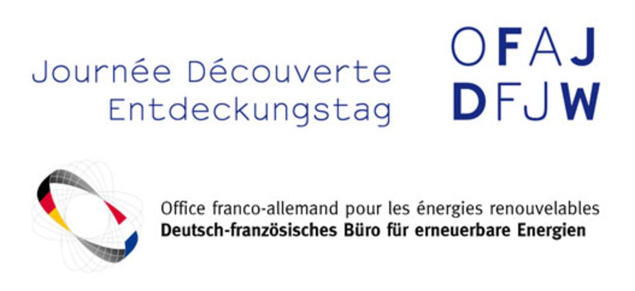 Logos journée découverte et DFBEE