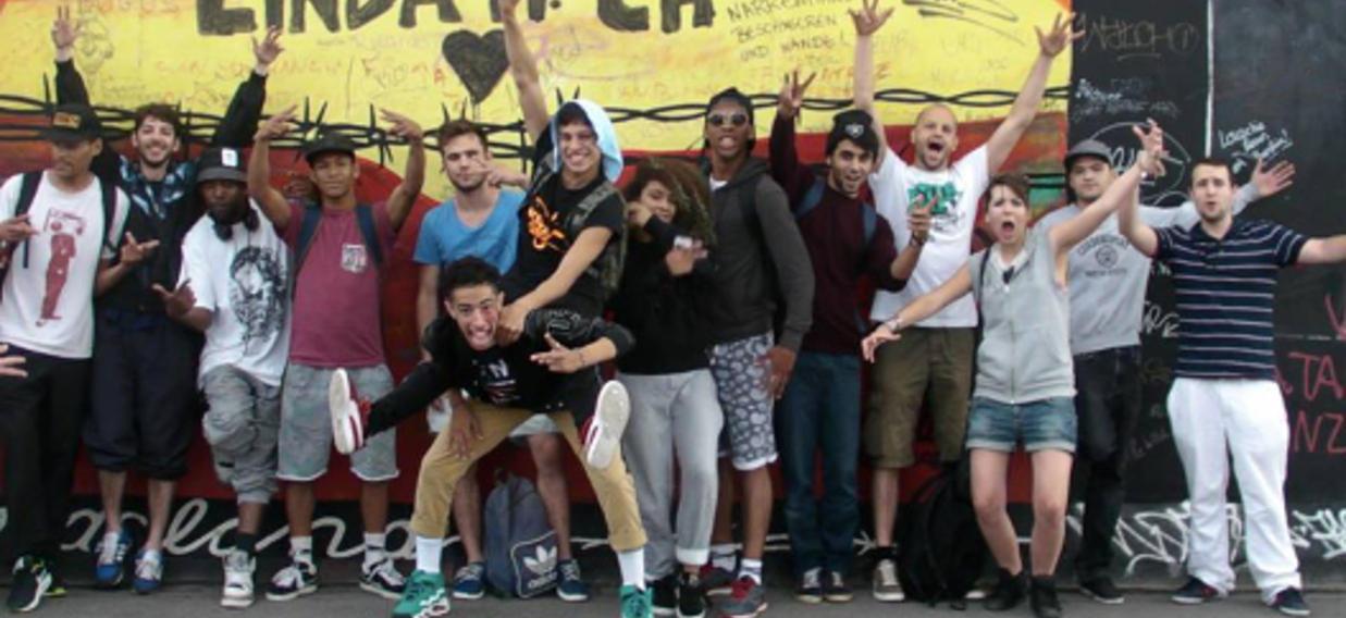 Le Festi'Val Fraîcheur à Berlin : la culture urbaine franco-allemande