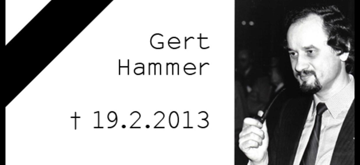 Gert Hammer