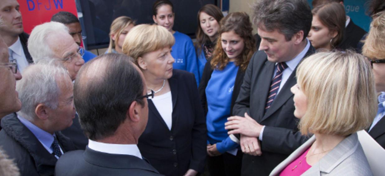 50ième anniversaire du Discours de Charles de Gaulle à la jeunesse allemande