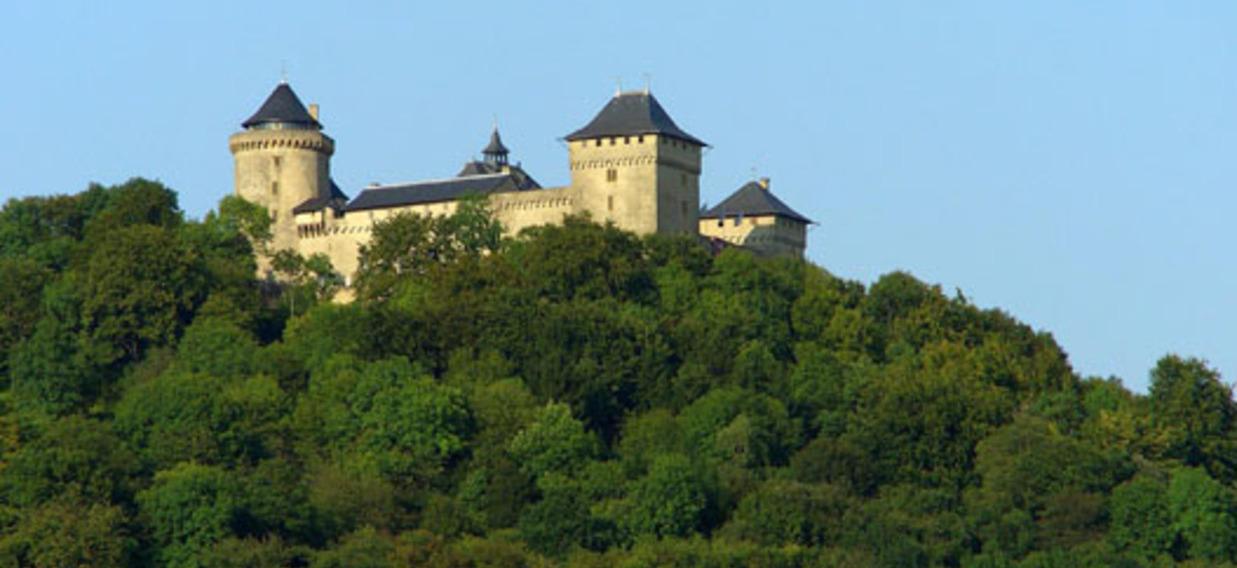 Le chateau de Malbrouck