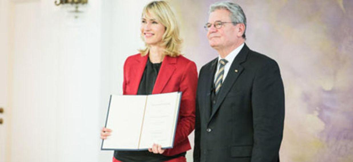 Manuela Schwesig devient Ministre fédérale de la Famille, des Seniors, des Femmes et de la Jeunesse