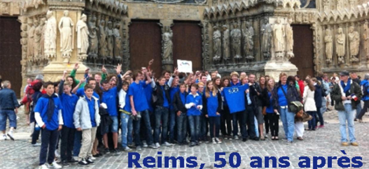 UNE Reims 50 ans après