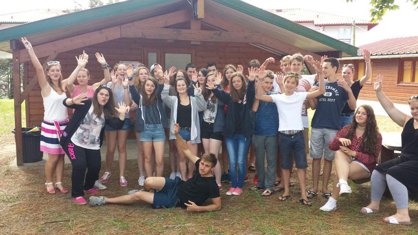 Rencontres d'été 2015 : Rencontre franco-allemande de jeunes - Découverte côte basque