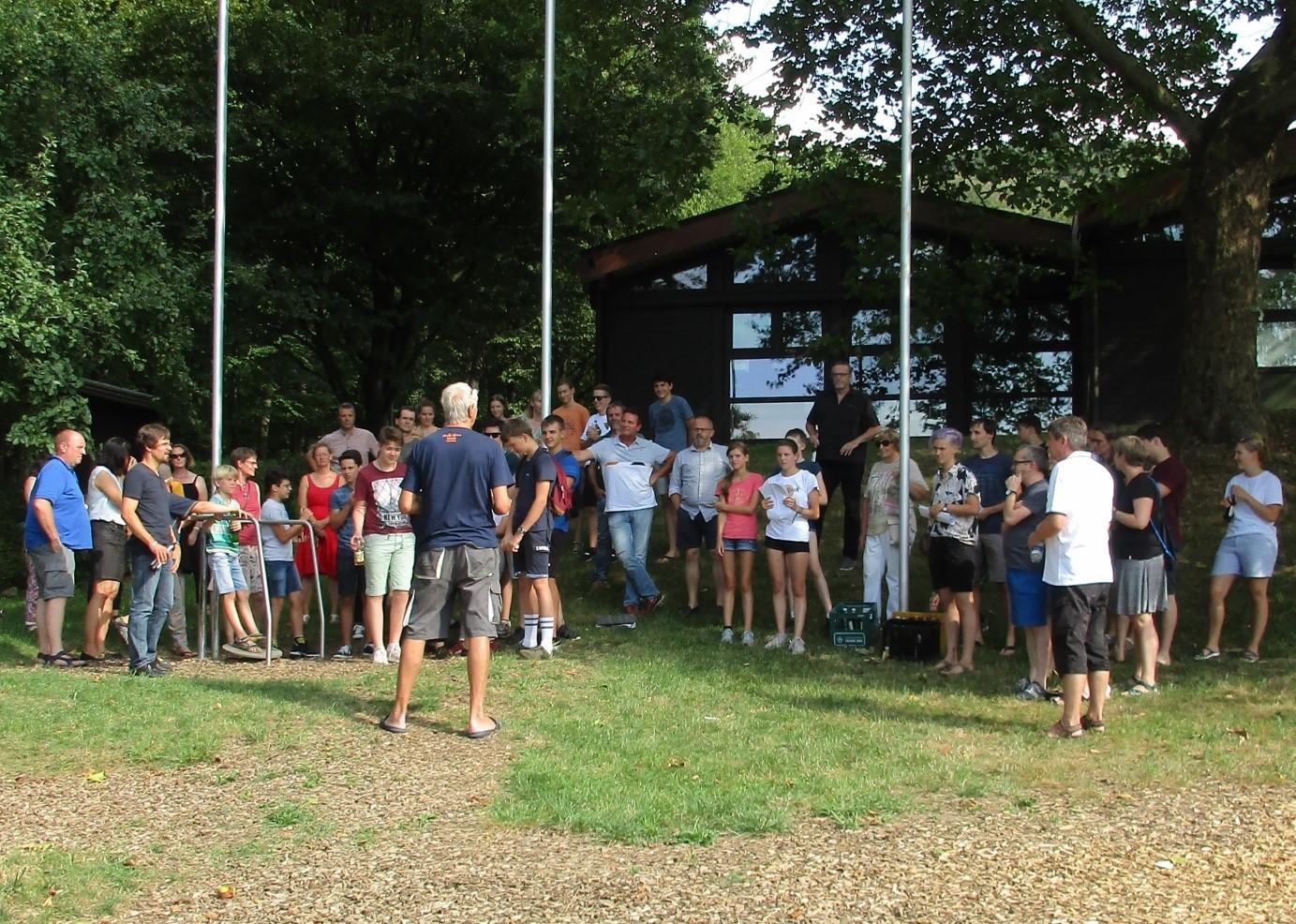 Rencontres d'été : Jumelage Oberweier – Étoges/Fèrebrianges/Beaunay 2